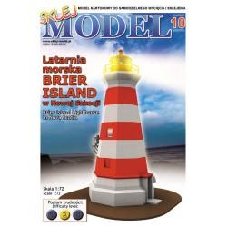 "NR 10 - Latarnia Morska ""Brier Island"" Nowa Szkocja"