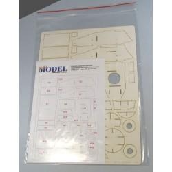 Akcesoria - 4TP - szkielet wycinany laserem