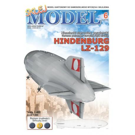 NR 06 - Sterowiec LZ-129 Hindenburg