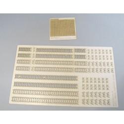 Akcesoria - 4TP - gąsienice wycinane laserem