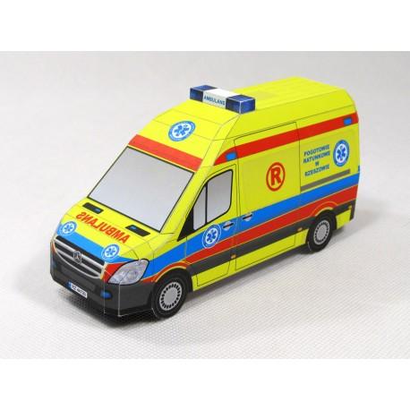 NR SPEC 9/2015 Ambulans Reanimacyjny