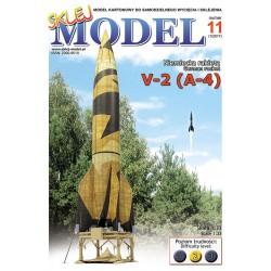 NR 11 - Rakieta V-2 (A-4)