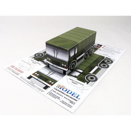 NR SPEC 13/2017 - Ciężarówka wojskowa